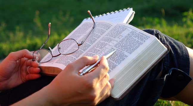 Eagle Bible Study