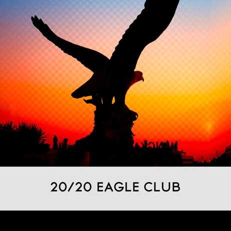 20/20 Eagle Club